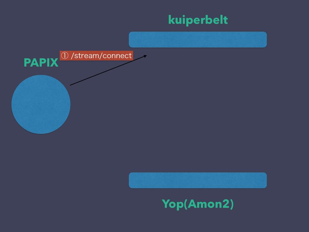 kuiperbelt Yop(Amon2) PAPIX ᶃTUSFBNDPOOFDU