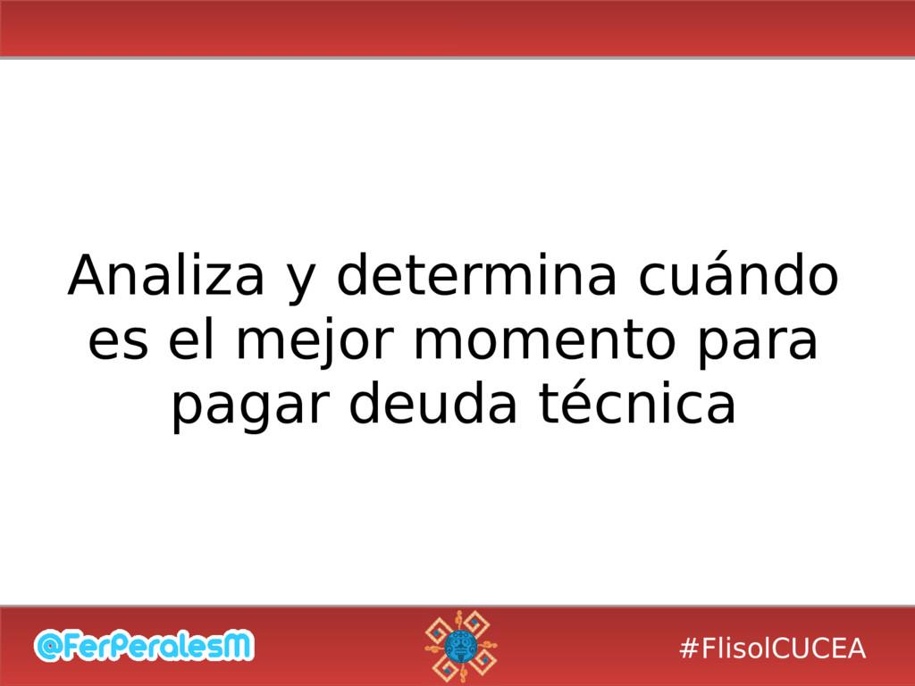 #FlisolCUCEA Analiza y determina cuándo es el m...