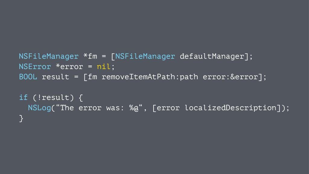NSFileManager *fm = [NSFileManager defaultManag...