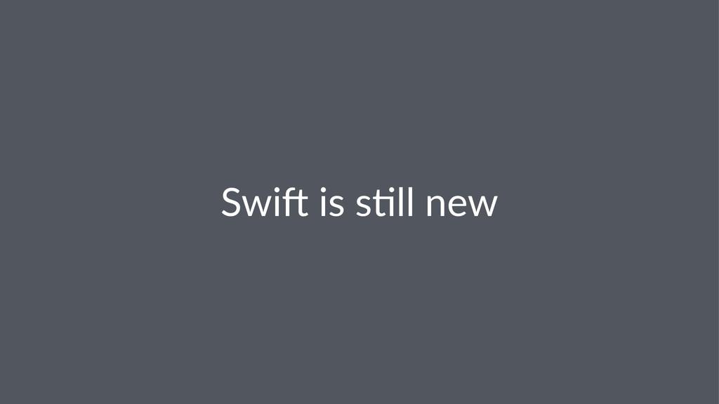 Swi$%is%s'll%new