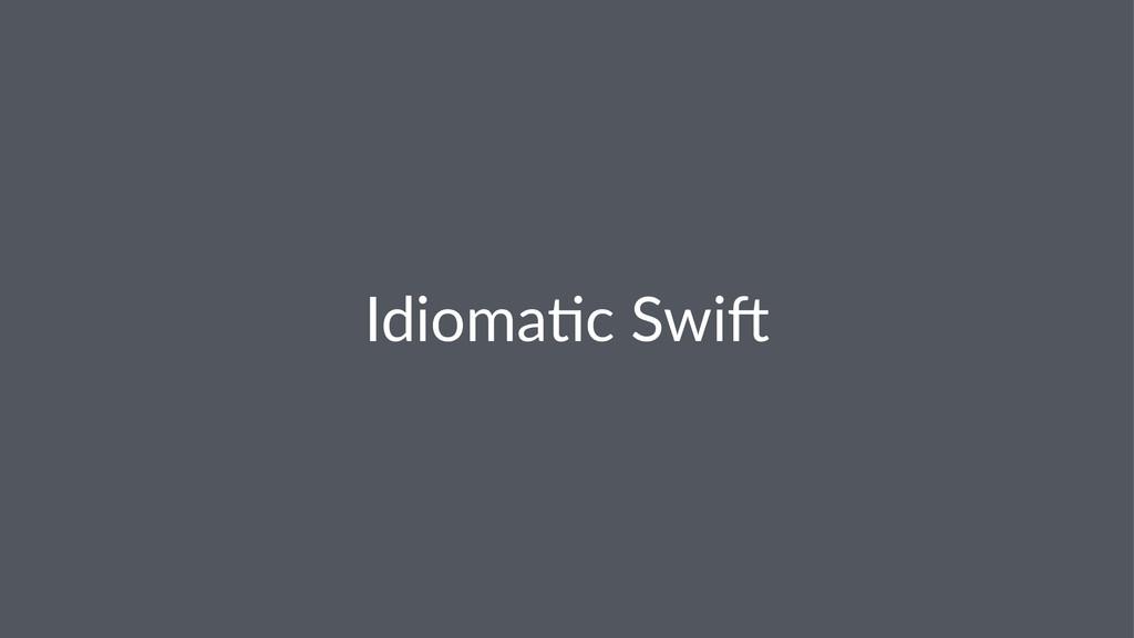 Idioma'c)Swi,