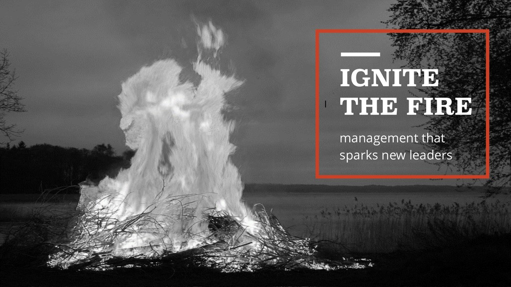 I IGNITE