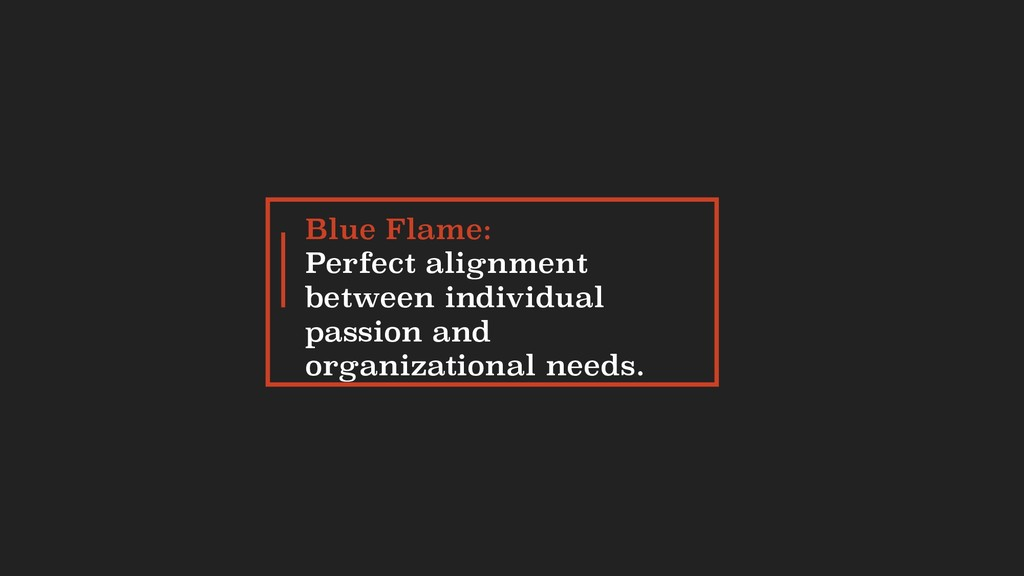 Blue Flame:
