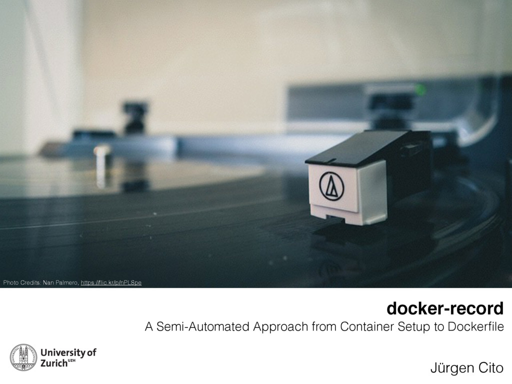 docker-record