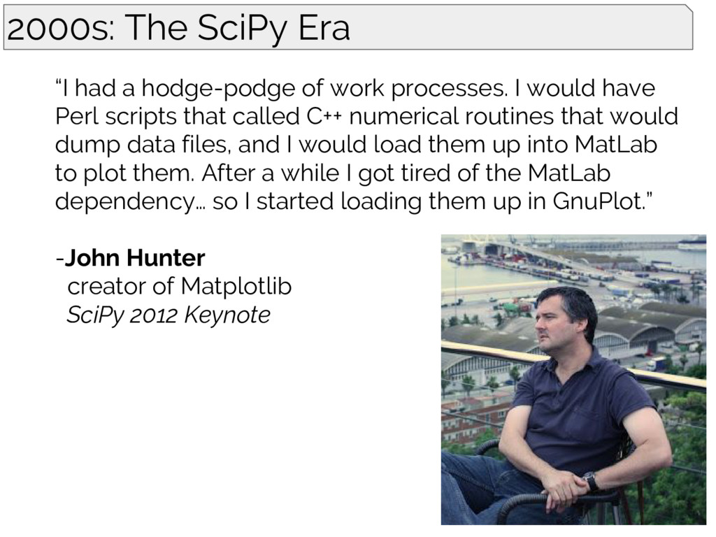 """""""I had a hodge-podge of work processes. I would..."""