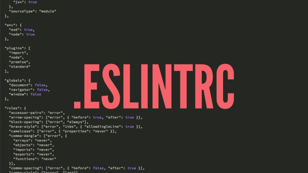 .ESLINTRC