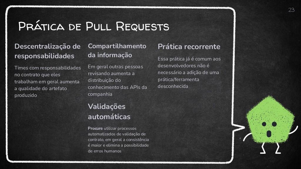 Prática de Pull Requests Descentralização de re...