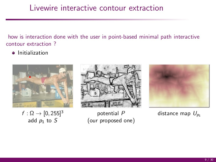 Livewire interactive contour extraction how is ...