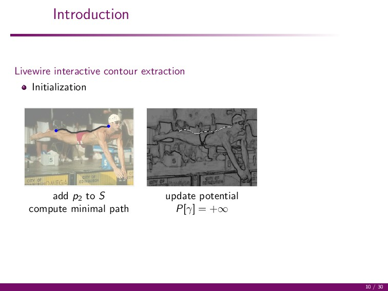 Introduction Livewire interactive contour extra...