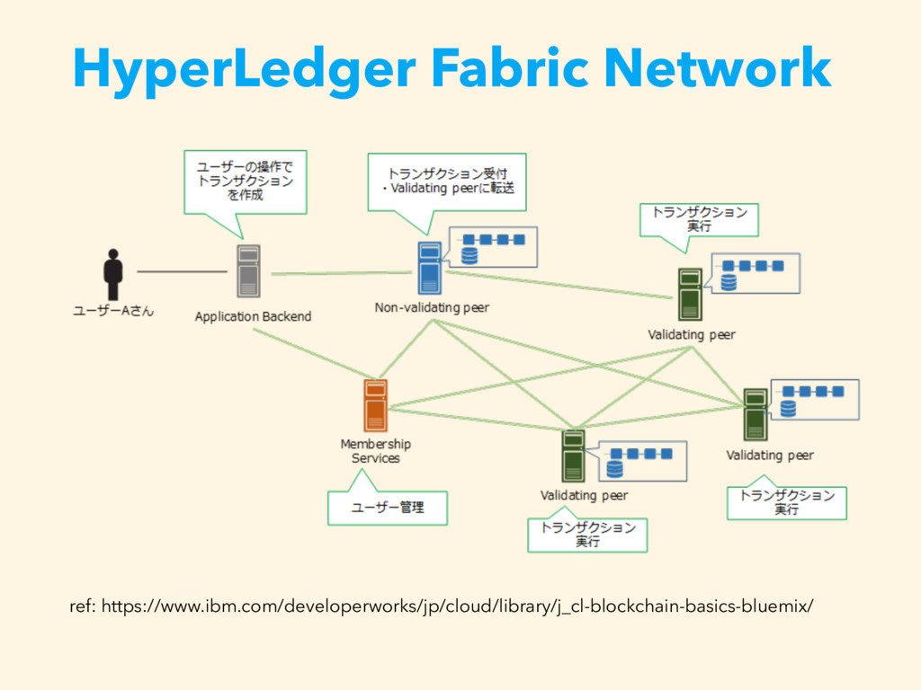 HyperLedger Fabric Network ref: https://www.ibm...