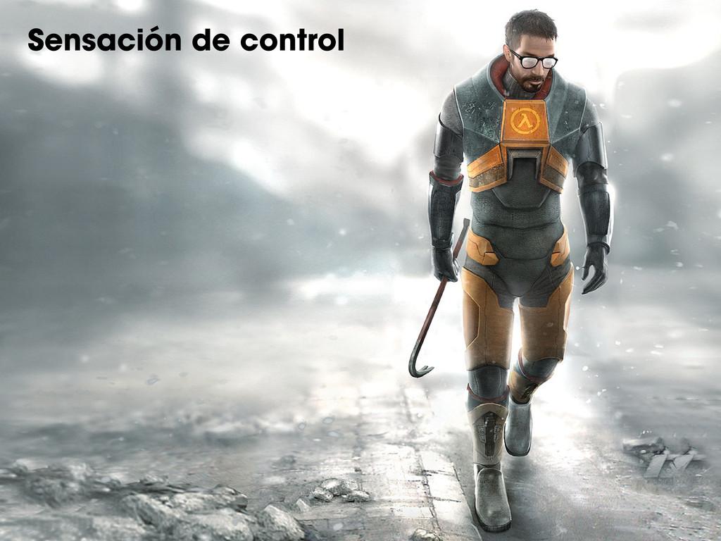 Sensación de control