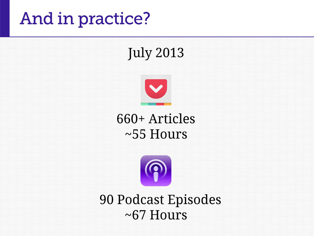 660+ Articles 90 Podcast Episodes ~55 Hours ~67...