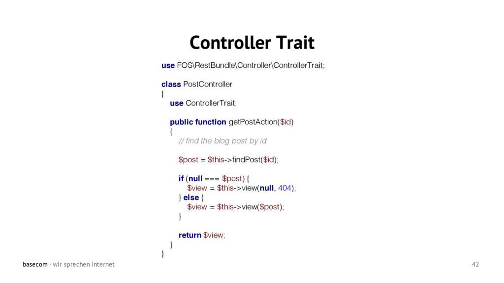 basecom · wir sprechen internet 42 Controller T...