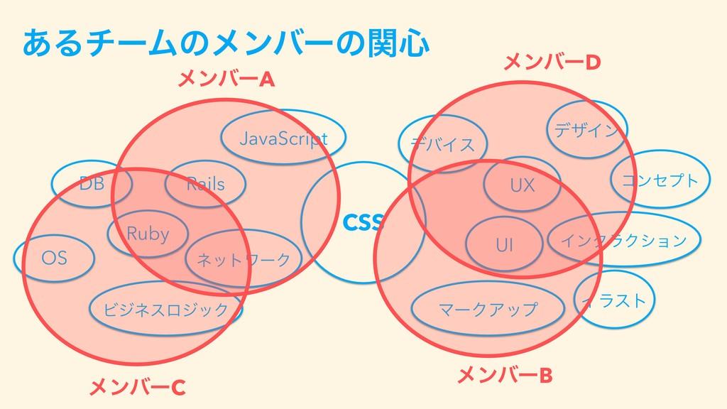 DB OS Rails Ruby ϏδωεϩδοΫ ωοτϫʔΫ JavaScript CSS...
