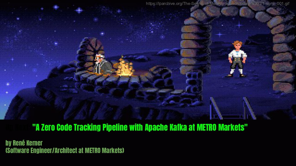 """Up Next: """"A Zero Code Tracking Pipeline with Ap..."""