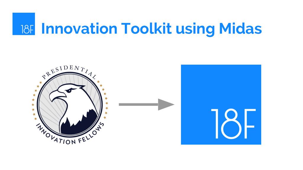Innovation Toolkit using Midas