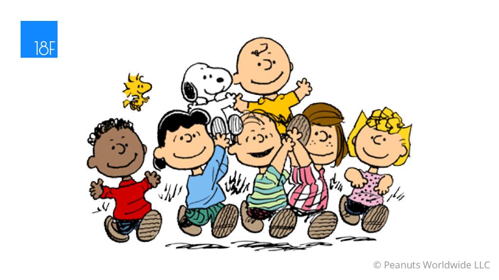 © Peanuts Worldwide LLC