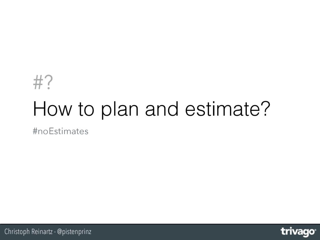 Christoph Reinartz - @pistenprinz #? How to pla...