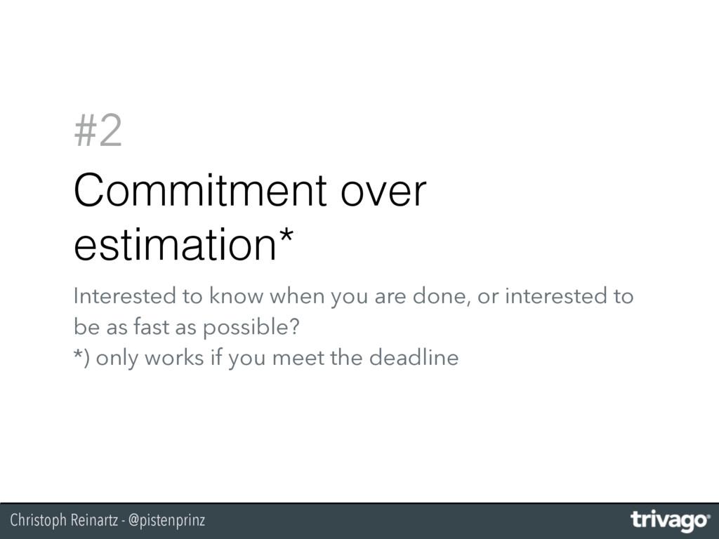Christoph Reinartz - @pistenprinz #2 Commitment...
