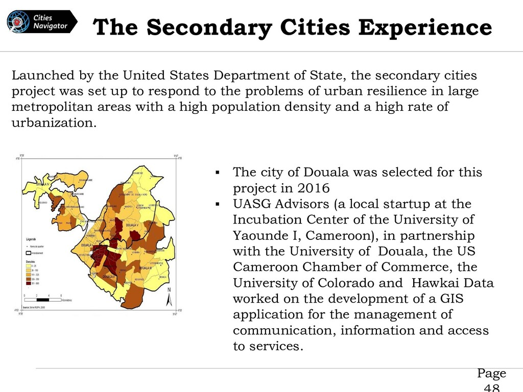 Page The Secondary Cities Experience Launched b...