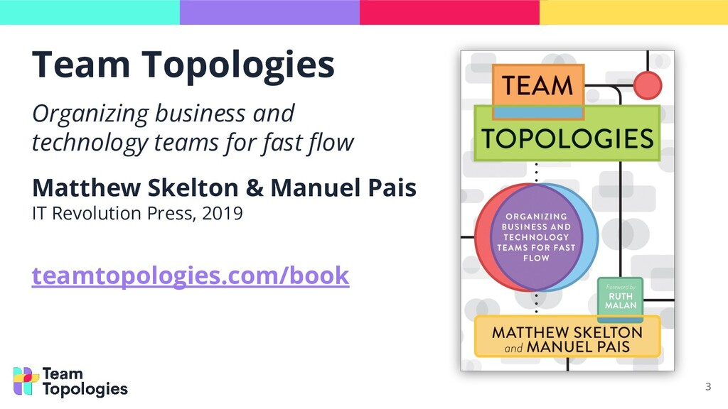 Team Topologies 3 Organizing business and techn...