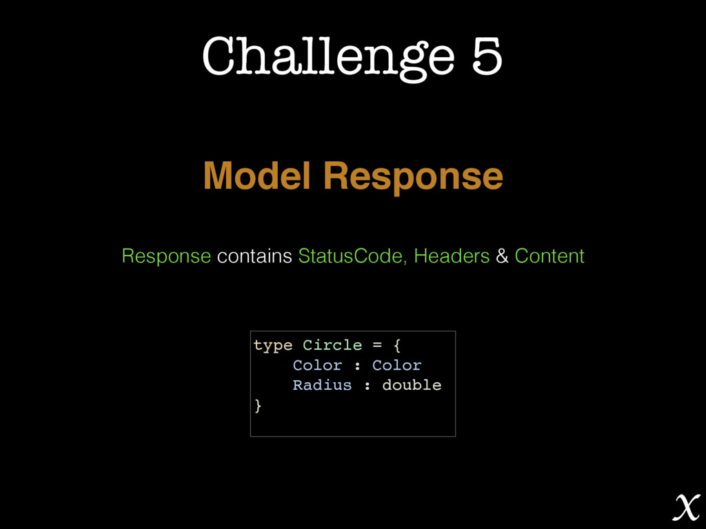 Challenge 5 Model Response Response contains St...