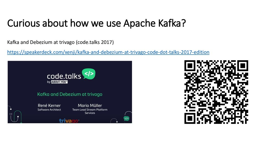 Curious about how we use Apache Kafka? Kafka an...