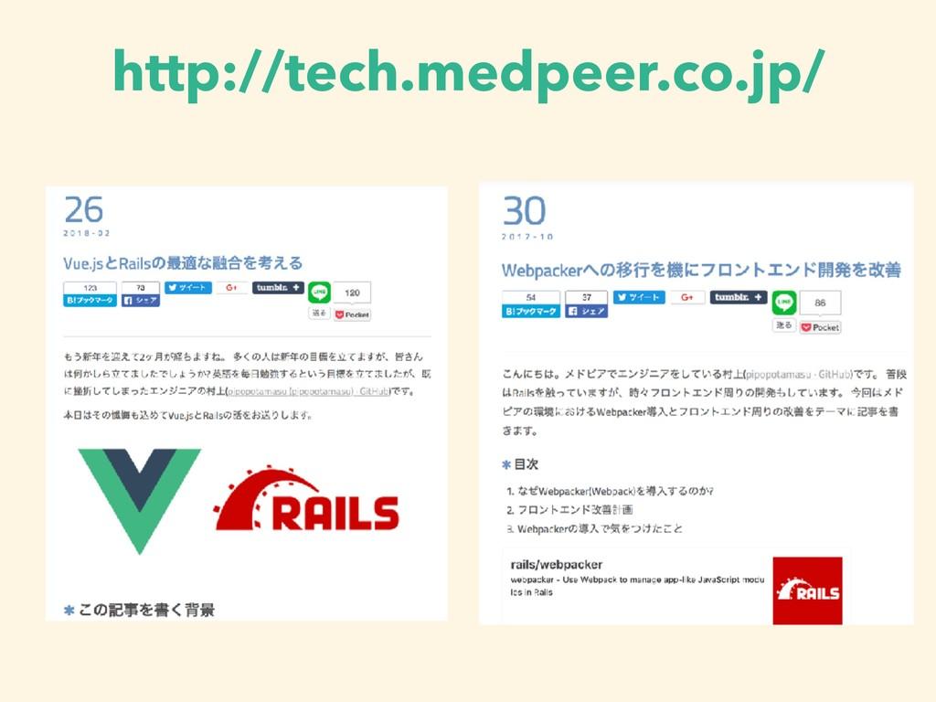 http://tech.medpeer.co.jp/