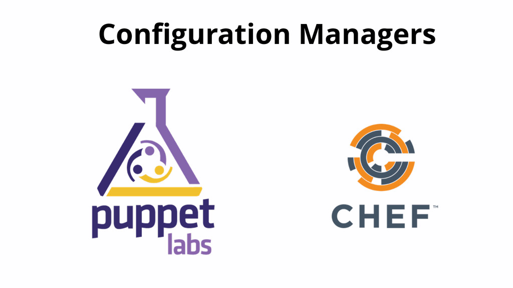 Configuration Managers
