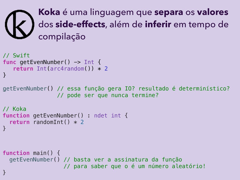 // Koka