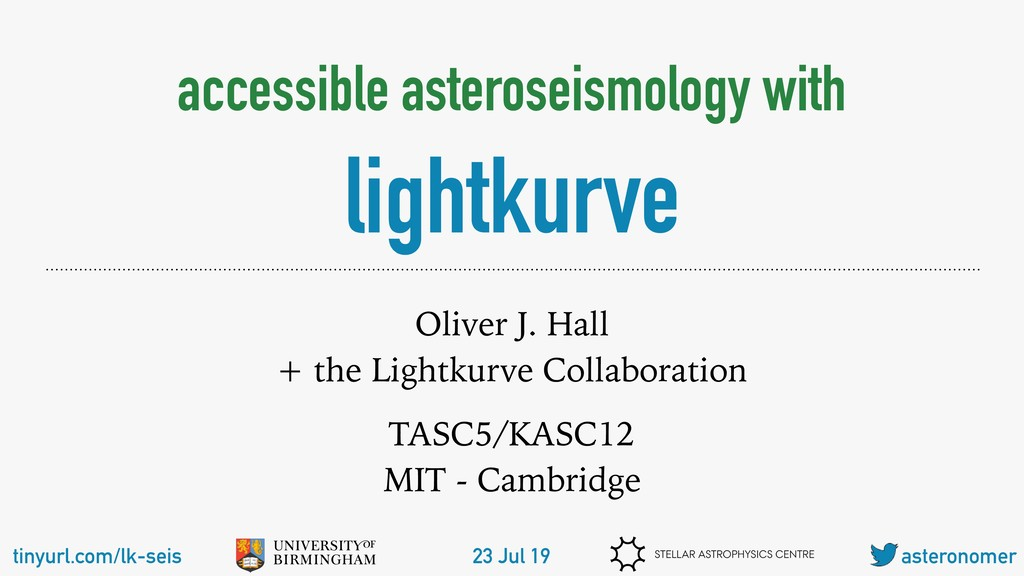 23 Jul 19 asteronomer tinyurl.com/lk-seis acces...
