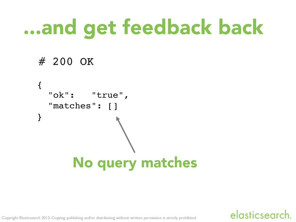 "{ ""ok"": ""true"", ""matches"": [] } Copyright Elast..."