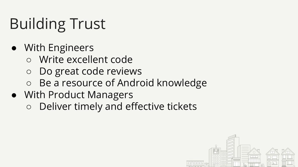 ● With Engineers ○ Write excellent code ○ Do gr...