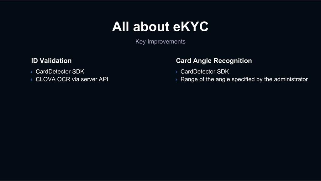 All about eKYC Key Improvements › CardDetector ...