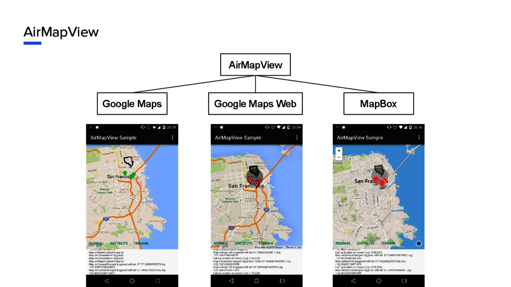 AirMapView AirMapView Google Maps Google Maps W...