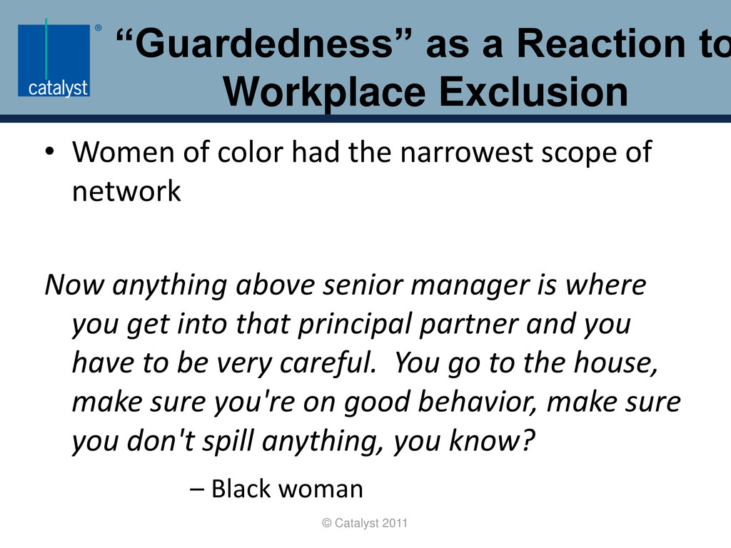 """""""Guardedness"""" as a Reaction to Workplace Exclus..."""