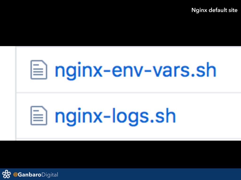 @GanbaroDigital Nginx default site