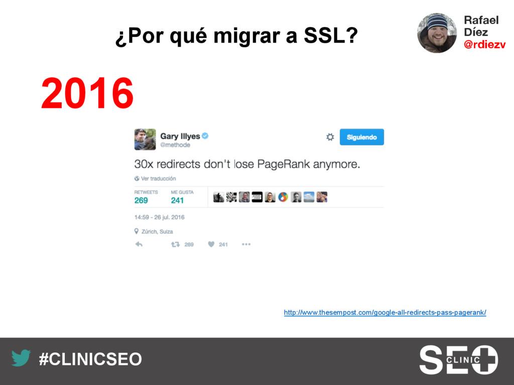 Recuerda nuestro hashtag! #CLINICSEO http://ww...