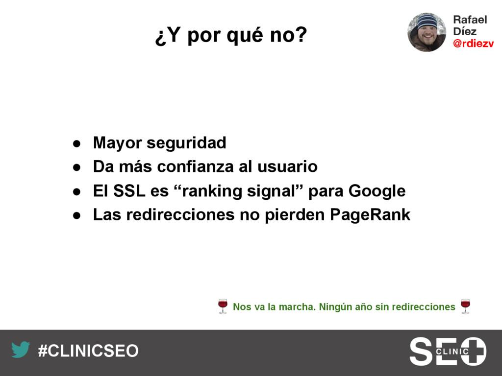 Recuerda nuestro hashtag! #CLINICSEO Rafael D...