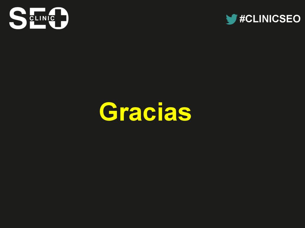 Recuerda nuestro hashtag! #CLINICSEO #CLINICSE...