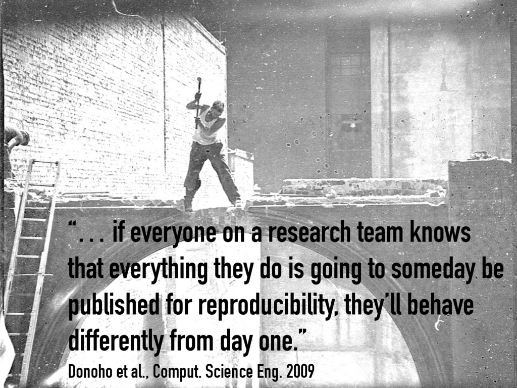 """… if everyone on a research team knows that ev..."