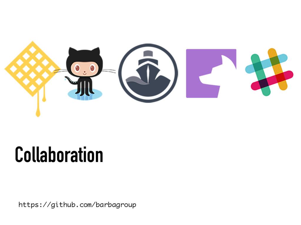 Collaboration https://github.com/barbagroup