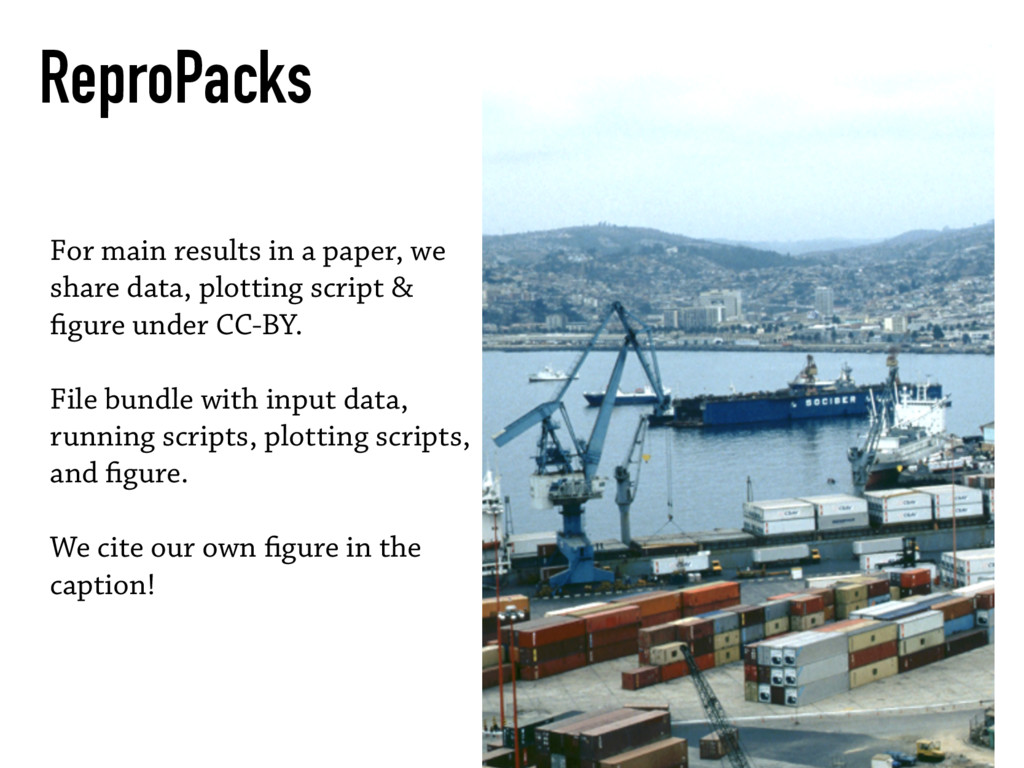 ReproPacks For main results in a paper, we shar...