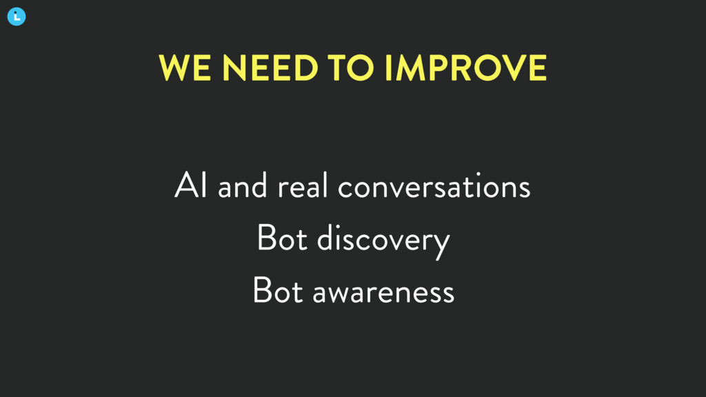 AI and real conversations Bot discovery Bot awa...