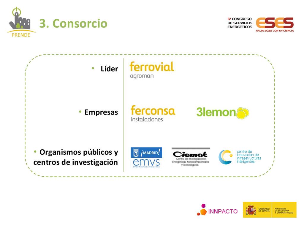 • Organismos públicos y centros de investigació...