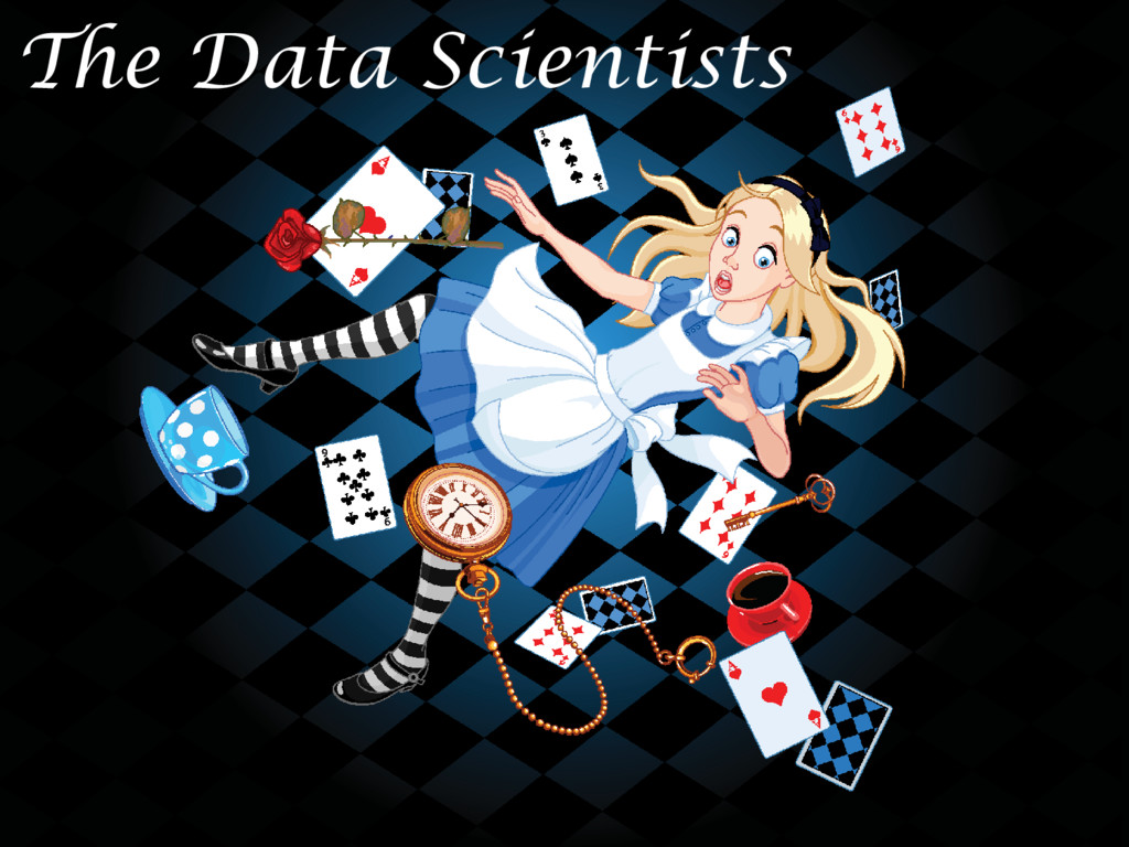 © Microsoft Corporation The Data Scientists