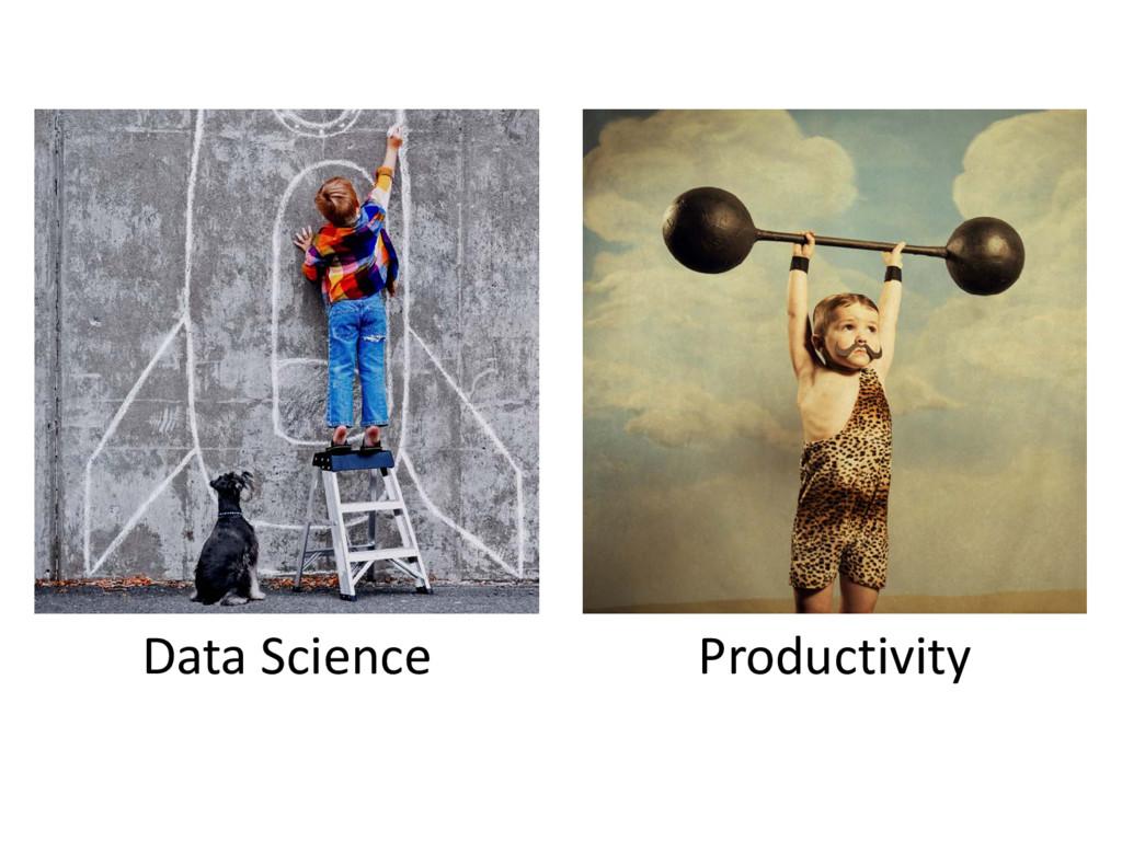© Microsoft Corporation Data Science Productivi...