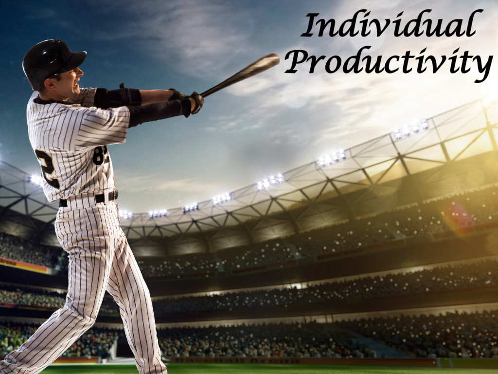 © Microsoft Corporation Individual Productivity