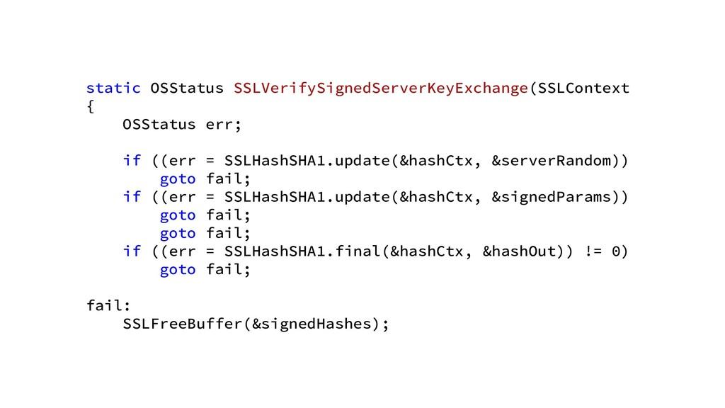 static OSStatus SSLVerifySignedServerKeyExchang...