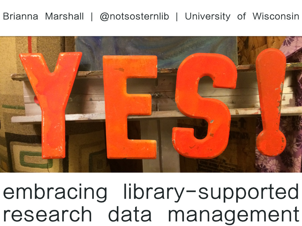 embracing library-supported research data manag...